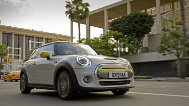 Mini Cooper Electric