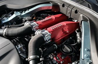 Portofino M engine