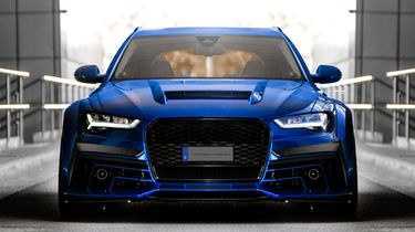 Audi RS6 Project DTM