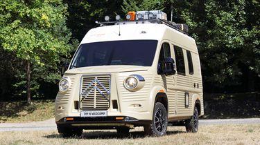 Citroën Type H WildCamp