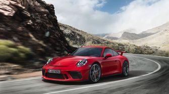 Porsche 911 GT3 - Autovisie.nl