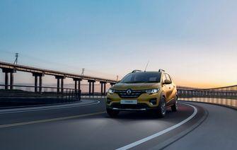 Renault Triber zevenzitter