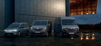 Renault Master Trafic 2019