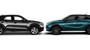 Audi Q2 en DS 3 Crossback