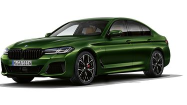 BMW 5 Serie elektra-offensief