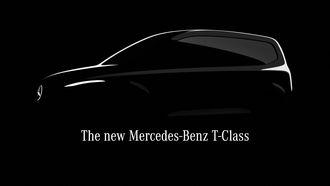 Mercedes-Benz T-Klasse