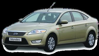 Ford Mondeo (2007 - 2015)