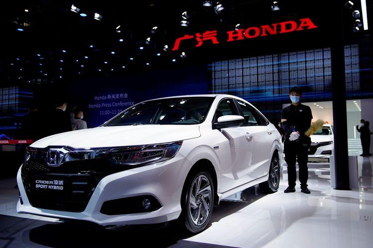 Honda Crider Sport Hybrid
