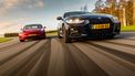Tesla Model 3 Performance vs. BMW 430i