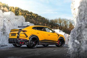 Lamborghini Urus Manhart Performance 2
