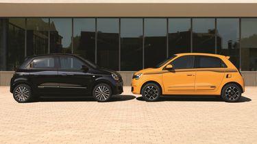 Renault Twingo 2019 prijzen 1