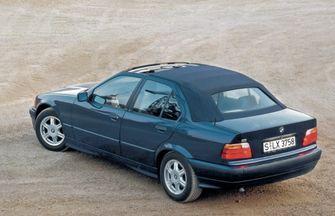 BMW E36 Baur