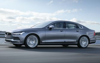 Volvo S90 Official 002