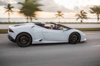 z Lamborghini Huracan Spyder