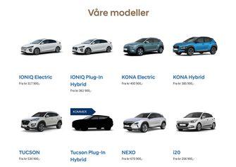 Hyundai Noorwegen