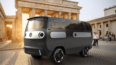 Ebussy modulaire bus