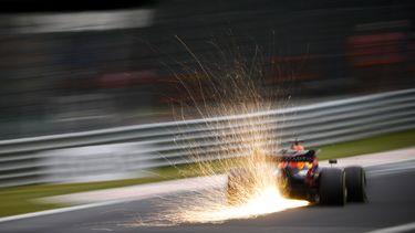Max Verstappen Hongarije 2020