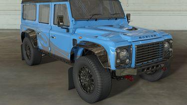 Bowler Land Rover Defender