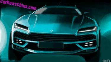 lFoto: Car News China amboo-urus-clone-1