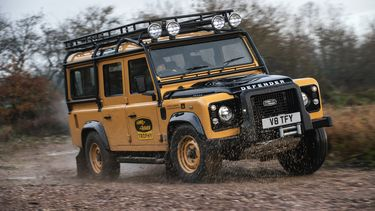 Land-Rover Classic Trophy Works V8
