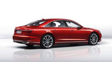 Audi A8 2017 - Autovisie.nl