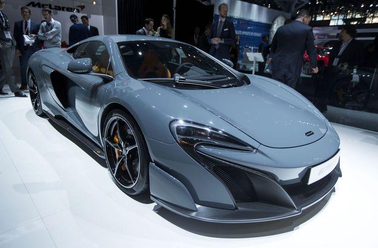 McLaren 575LT