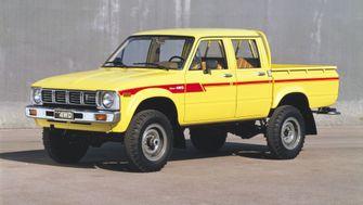 Toyota Hilux gen 3
