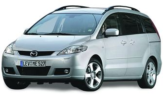 Mazda 5 (2005 - 2010)