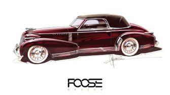 Chip Foose Cadillac - Autovisie.nl