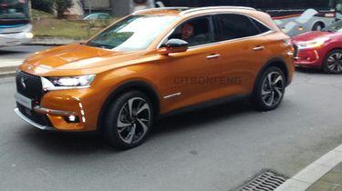 DS 7 Crossback - Citronfeng - Autovisie.nl