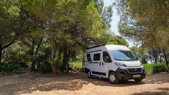 Verkoopcijfers, camper, caravan, campers, caravans