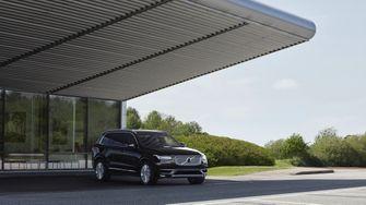 Volvo XC90 armoured