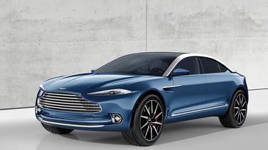 Aston Martin DBX - Schulte Design - Autovisie.nl