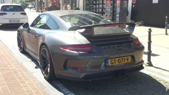 Porsche 911 GT3 - Autospot - Sjoerd van Bilsen - Autovisie.nl