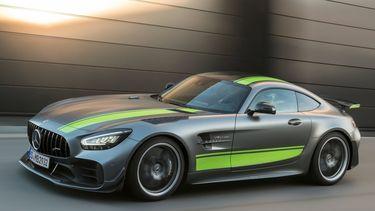 Mercedes-Benz AMG GT R PRO 9