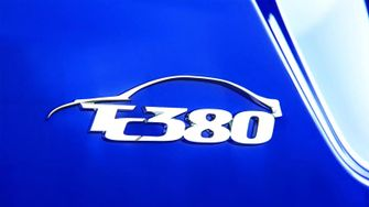 Subaru WRX STI TC 380
