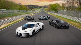 Bugatti Nordschleife