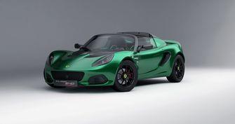 Lotus Elise Racing Green