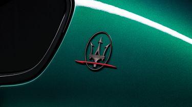 Maserati Quattroporte Trofeo