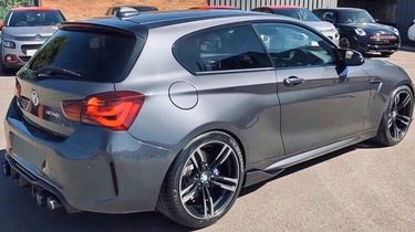BMW M2 Hatchback