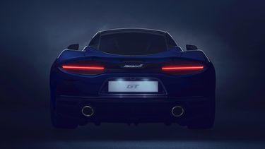 Elektrische auto McLaren