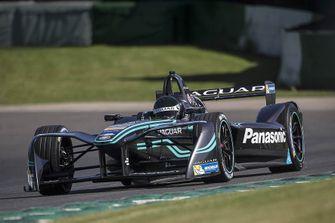 Panasonic Jaguar Racing I-TYPE 1 Front