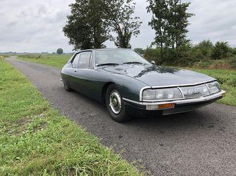 Citroën SM Peters Proefrit