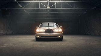 Packard front