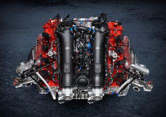 Ferrari 488 GT Modificatie
