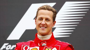 Michael Schumacher in 2002