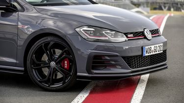 Volkswagen Golf GTI TCR Duik in de Prijslijst Foto 1