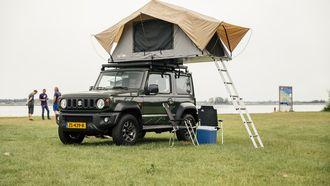 Camper Suzuki Jimny