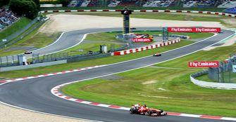Formule 1 Nuerburg 2013