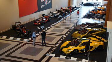 McLaren Louwman Museum  Foto: Noel van Bilsendsc03455